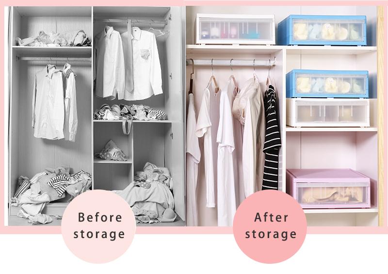What kind of underwear storage box is good?
