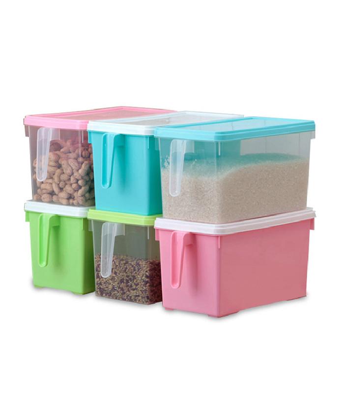 Food Storage Containers Kitchen Storage Box Jiema Export