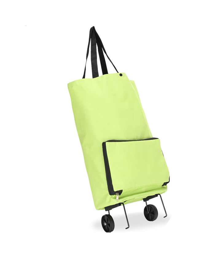 Custom Seniors Grocery Shopping Wheel Fabric Hand Cart