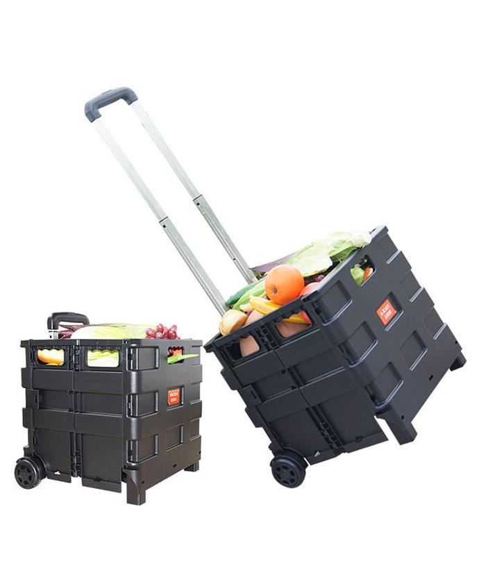 Car Caddy Luggage Carrier Trunk Organizer Car Storage Boxes
