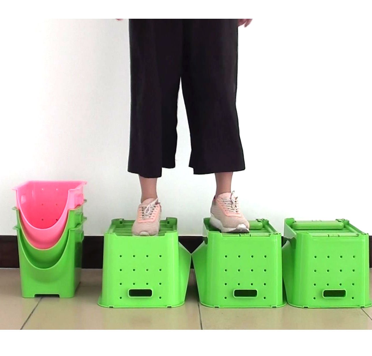 Fruit Vegetables Books Toys Clothing Multi-Function Plastic Storage Basket