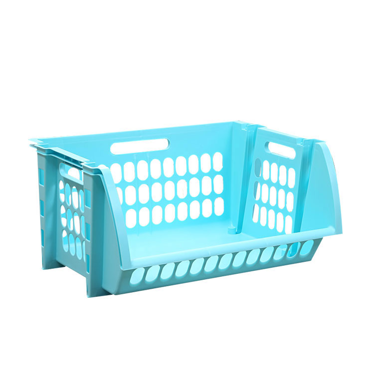 Vegetable Fruit Toiletries Kitchen Bathroom With Wheels Plastic Storage Baskets