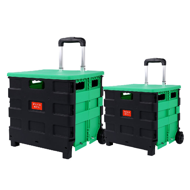 Large Barbecue Fishing Luggage Baskets Storage Trunk With Stool