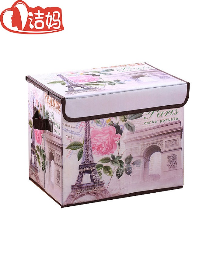 Clothes Fabric Storage Box European Style